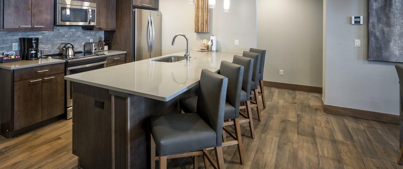 Kitchen at Grand Colorado on Peak 8