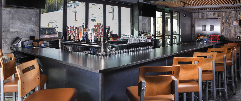 Grand Colorado on Peak 8 bar