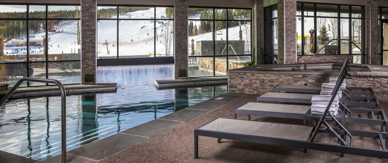 Grand Colorado on Peak 8 indoor aquatics