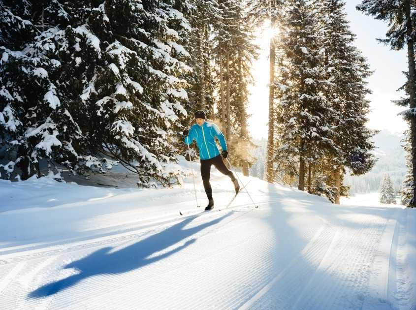 Breckenridge cross country skiing