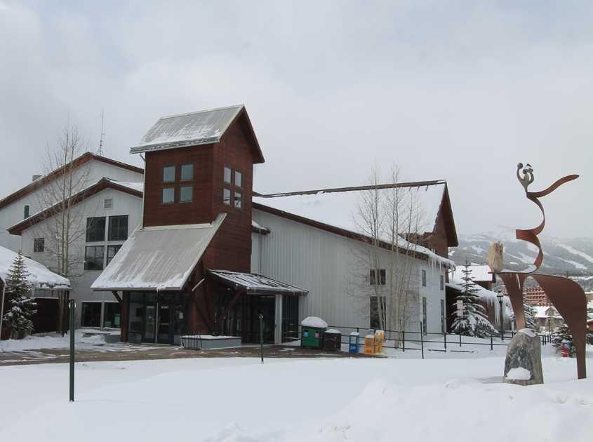 Stephen C. West Ice Arena