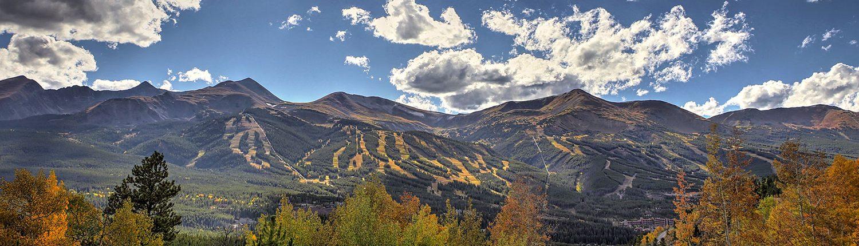 Fall at Breckenridge Ski Resort