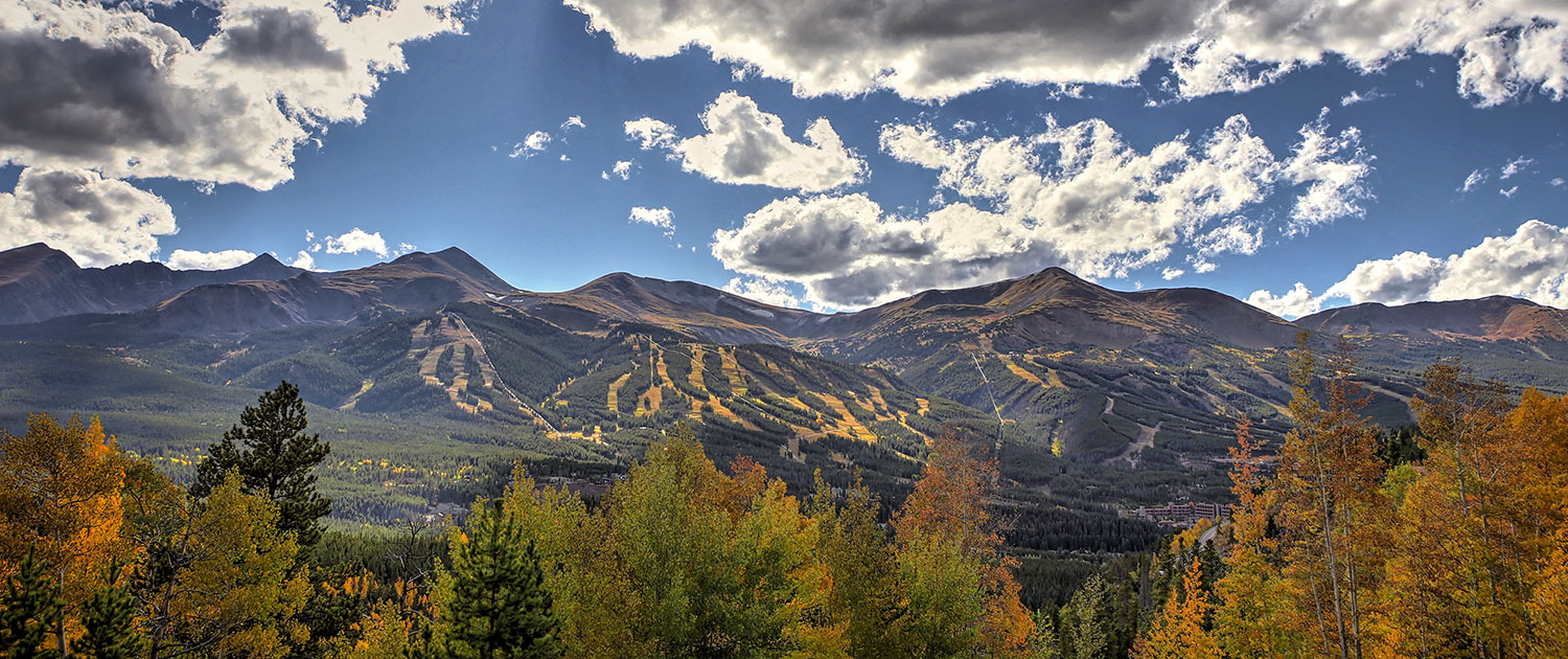 Fall at Breckenridge Ski Resort