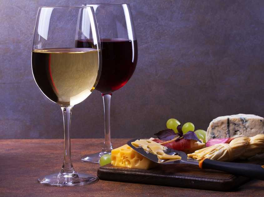 Breckenridge wine tasting