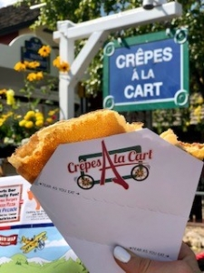 Crepes a la Cart Breckenridge