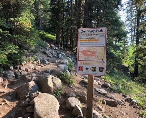 hiking quandary