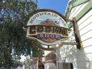 Mountain Top Cookie Shop Breckenridge